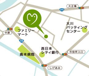 松藤歯科医院 マップ